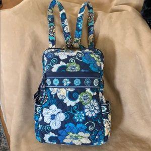 Vera Bradley Backpack - Like New